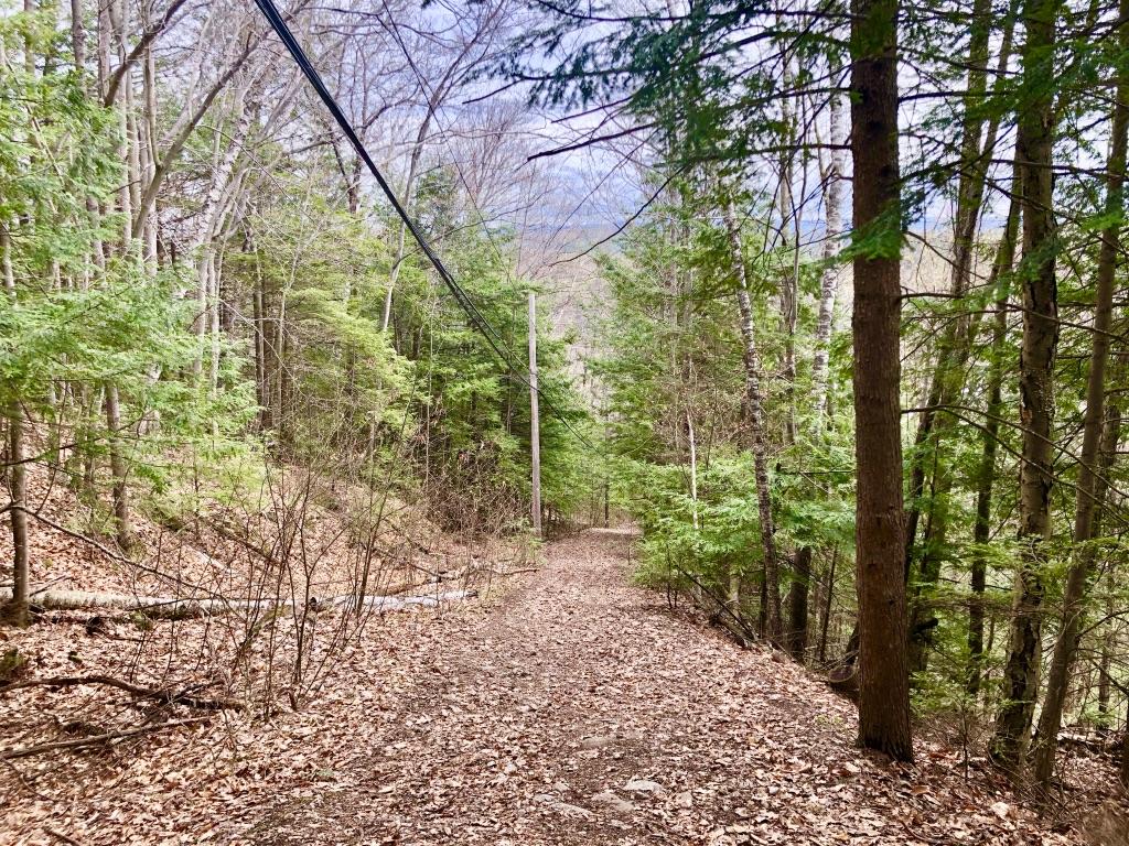 ViewRanger - South Uncanoonac Mountain via Incline Trail