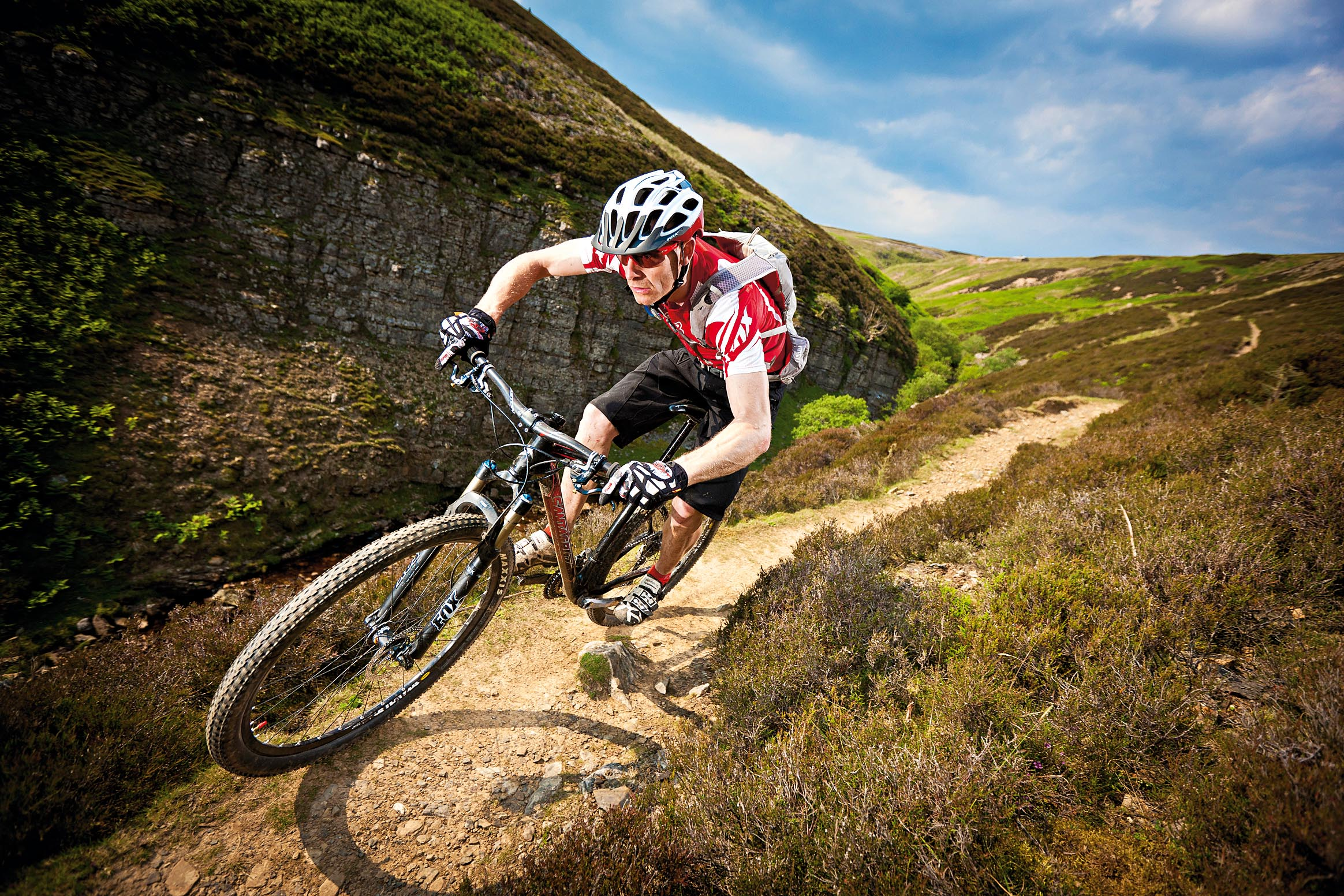 Mountain Bike Trails Yorkshire - Mountain Bike Wallpaper