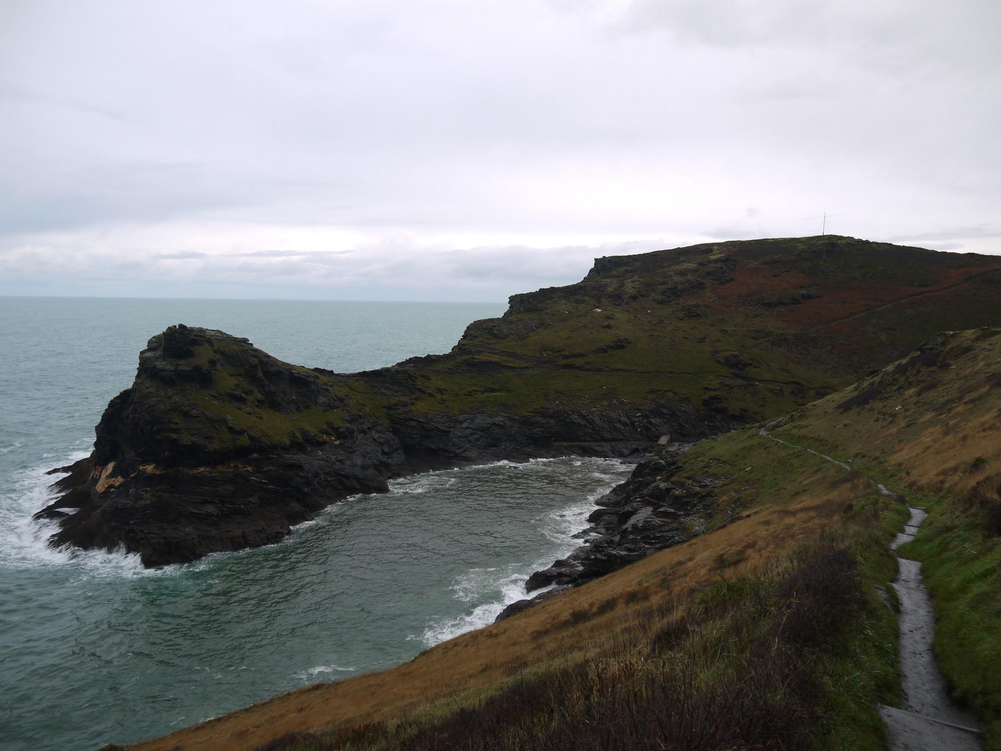 ViewRanger - Boscastle Coast and Rocky Valley - Walking