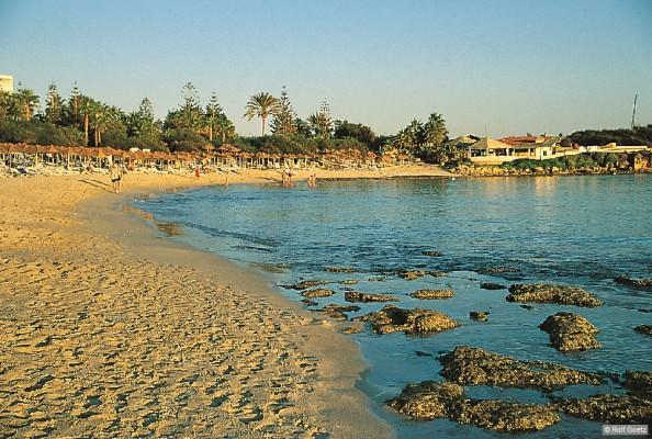Viewranger Von Nissi Beach Nach Makronissos Hiking Route In Ayia